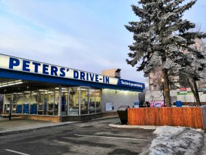 Peters' Drive-in Review