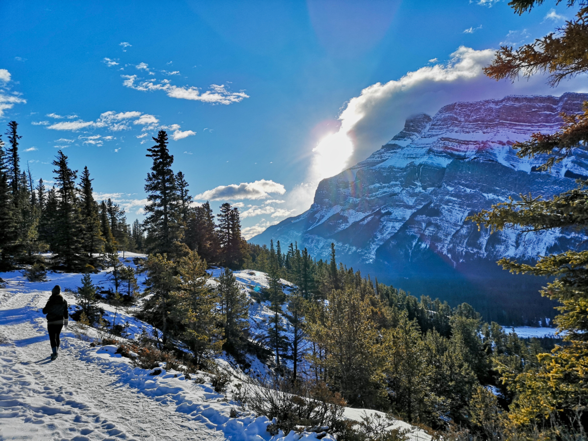You are currently viewing What to do in Banff on your first visit