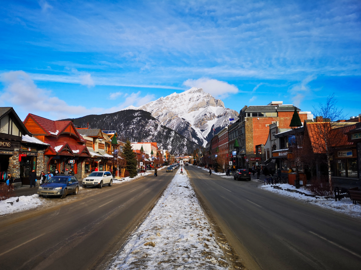 What to do in Banff