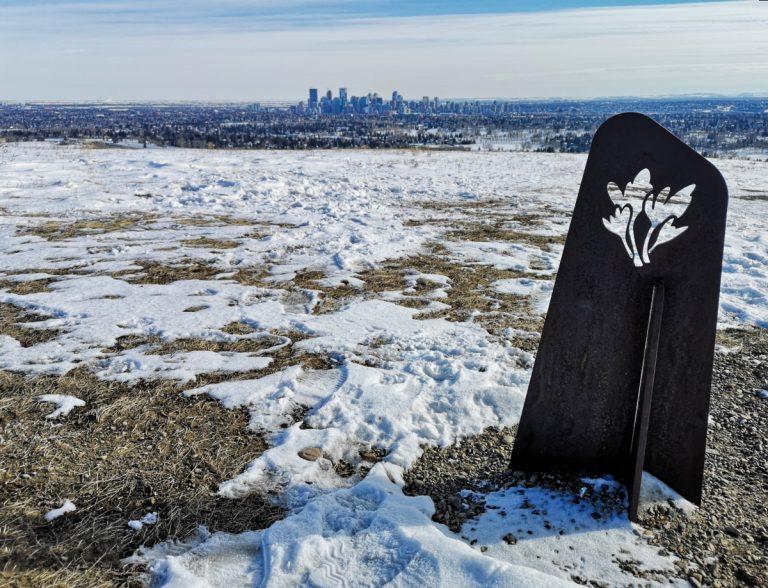 I want to travel the world again – bye Calgary!