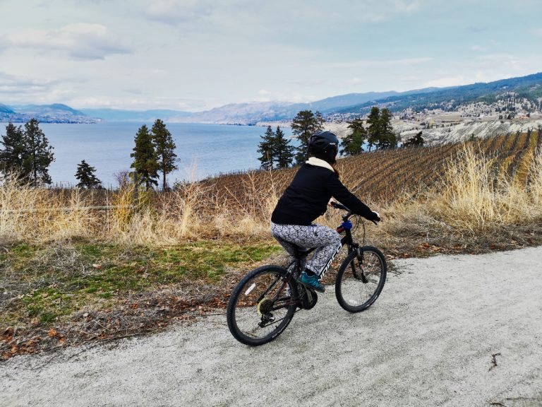 Kettle Valley bike tours in British Columbia