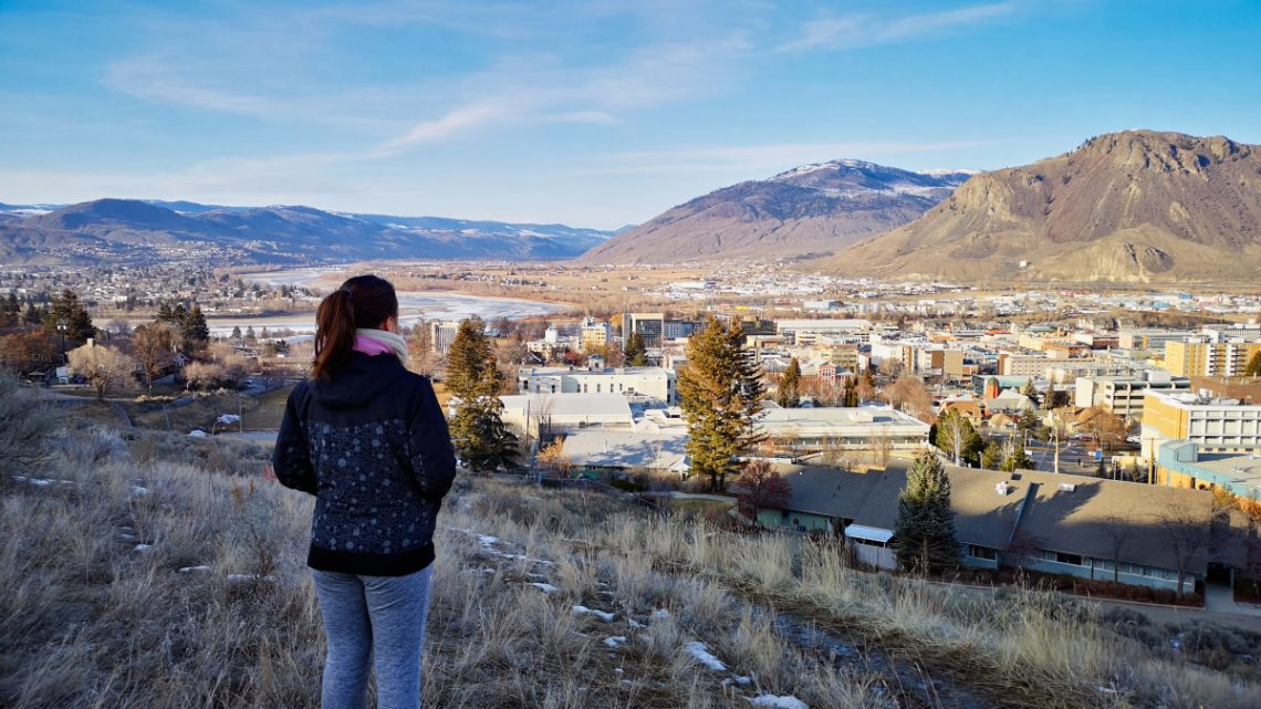 From Kamloops to Kelowna – hello beautiful BC!