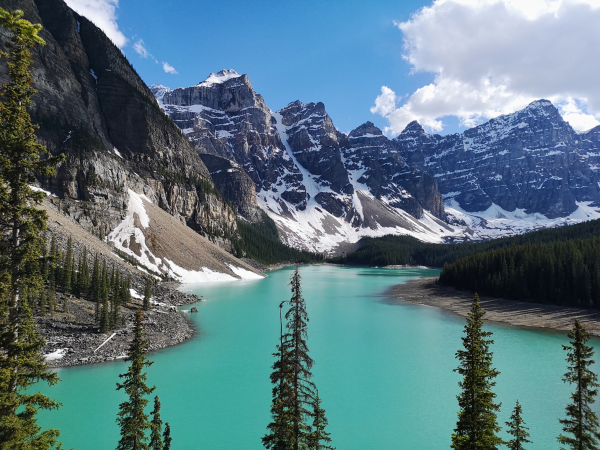 The Banff to Jasper drive – an Icefields Parkway itinerary