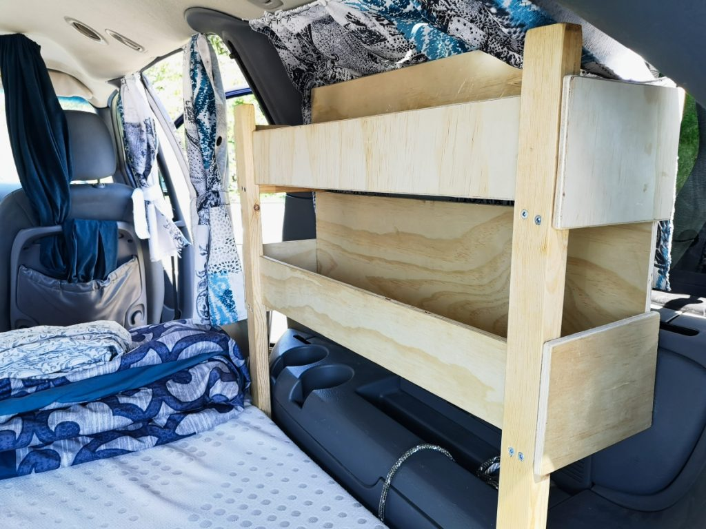 Our Dodge Grand Caravan Camper Conversion