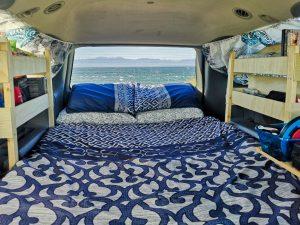 A Minivan Camper Conversion – our Dodge Grand Caravan Conversion
