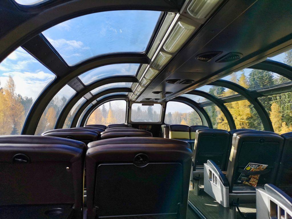 Taking the train across Canada