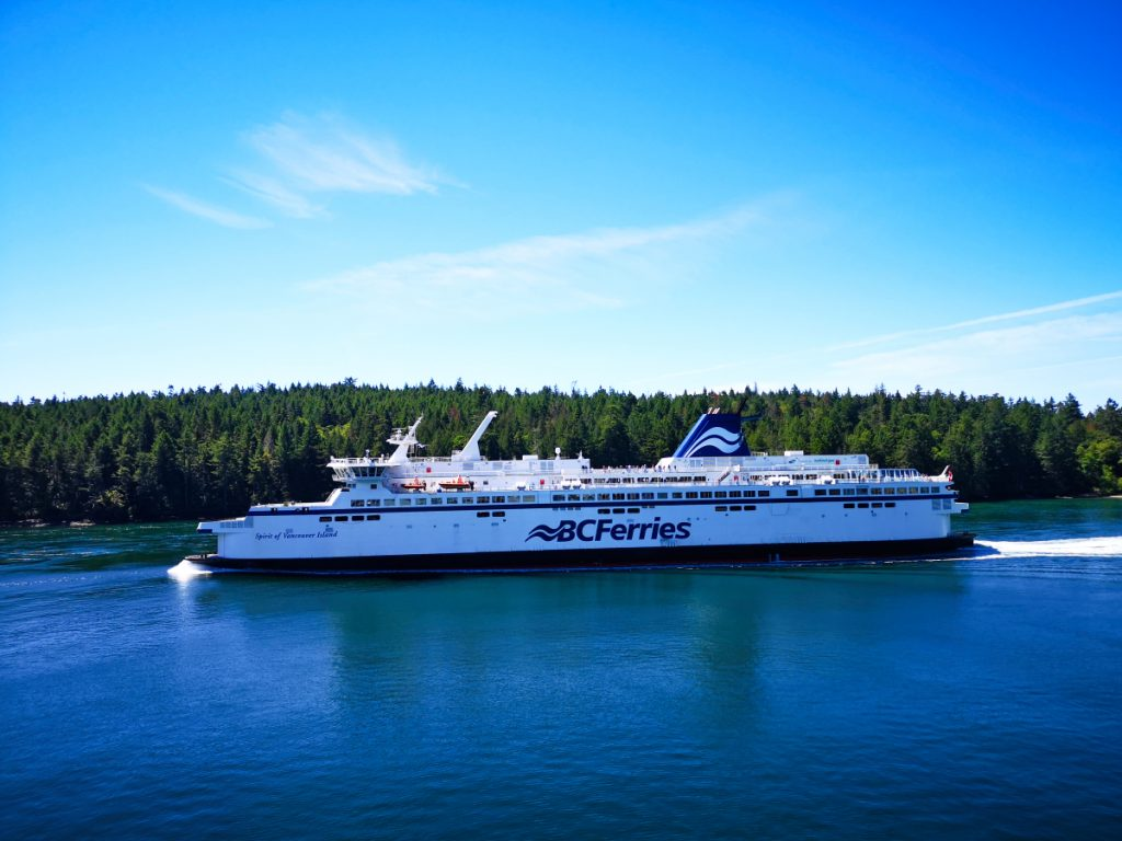 BC Ferries - Ferry to Vancouver Island