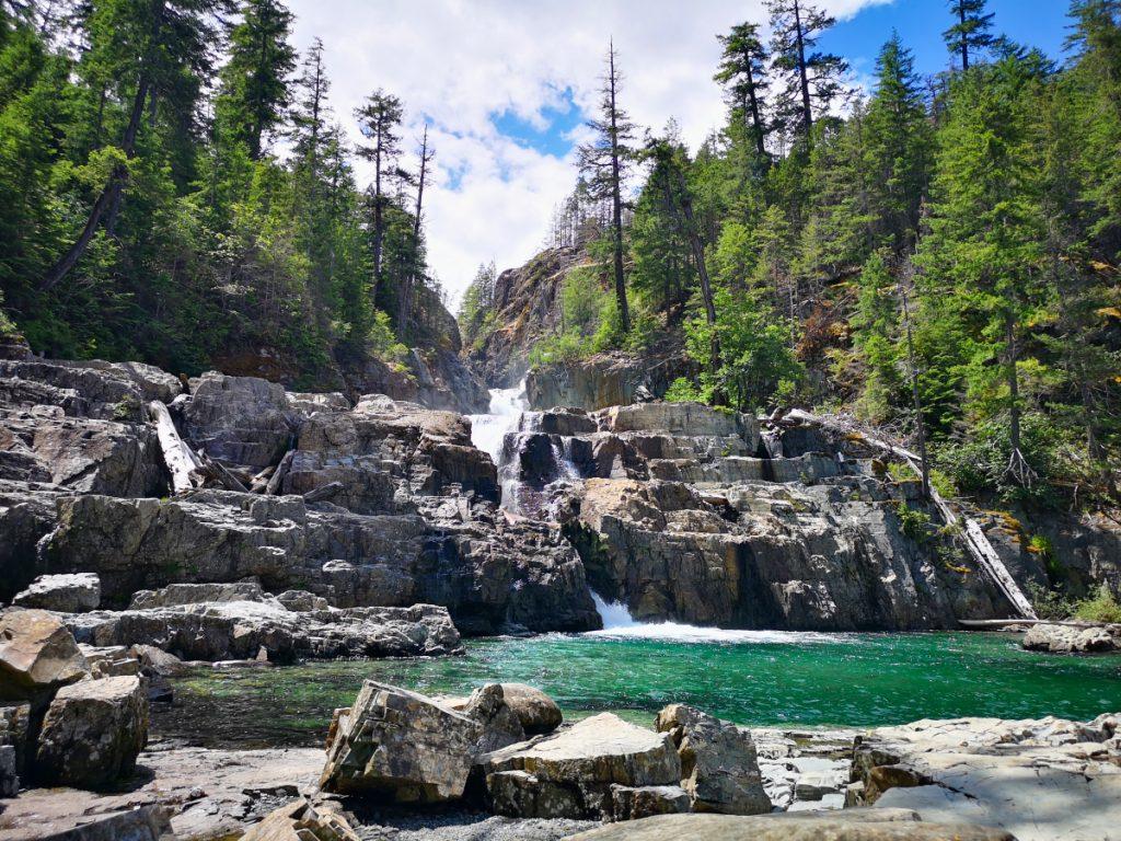 Myra Falls, Vancouver Island