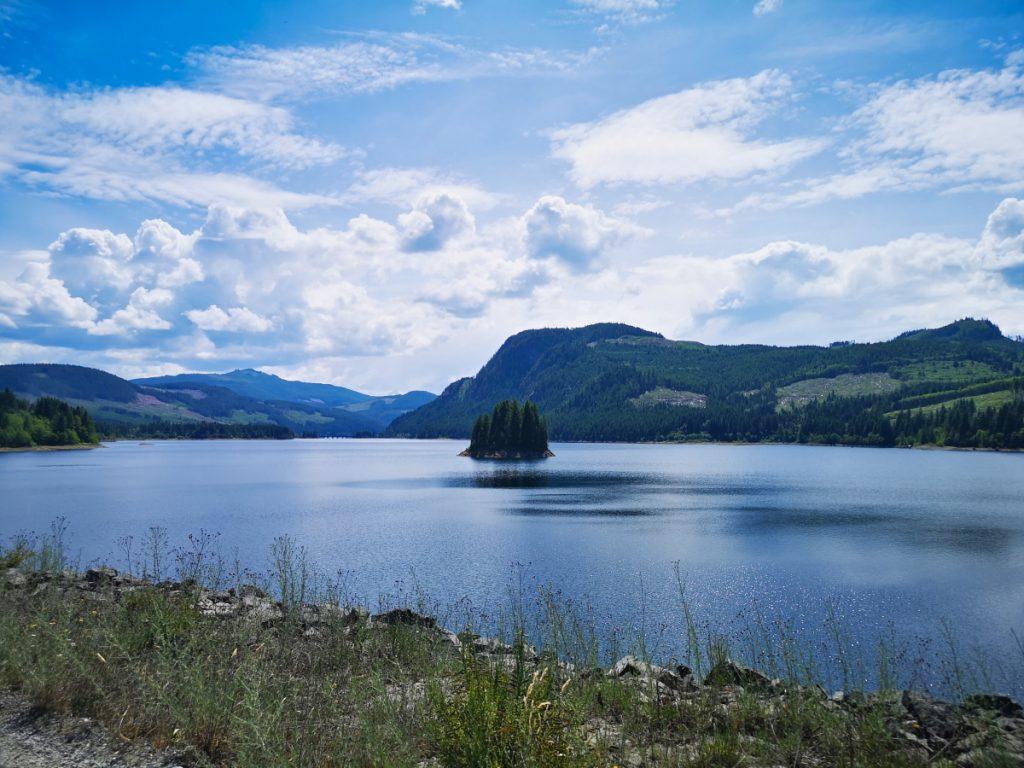 Stratchona Dam