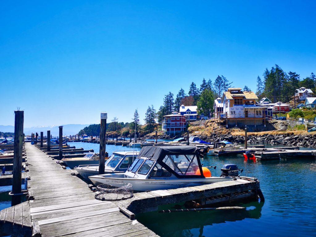 Spirit Bay, Vancouver Island
