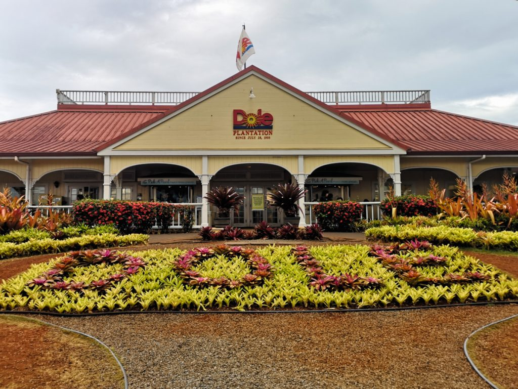 Dole Plantation. Oahu