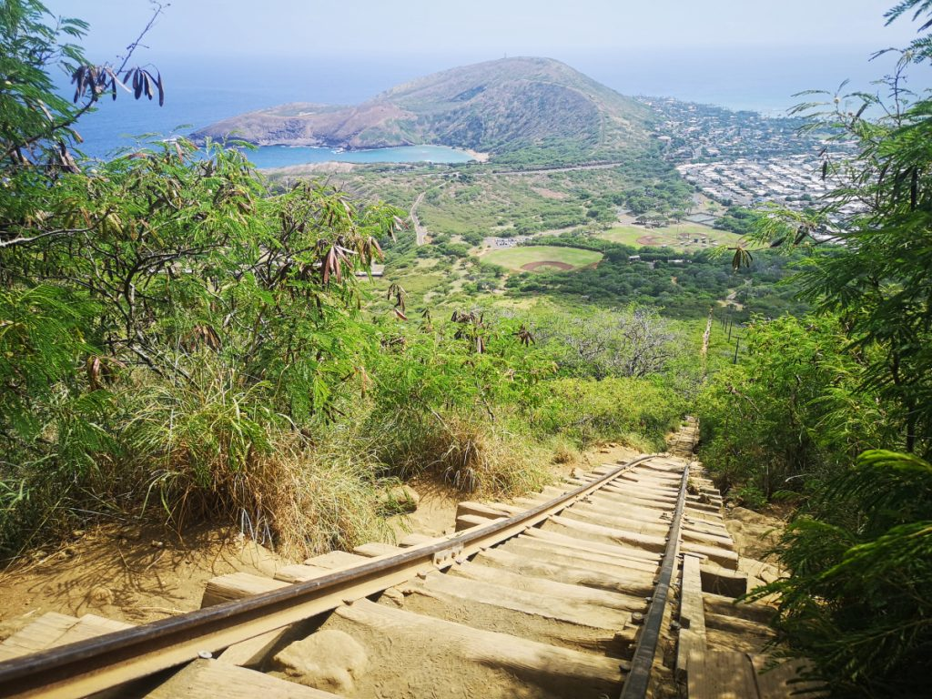 Koko Head Crater, Oahu