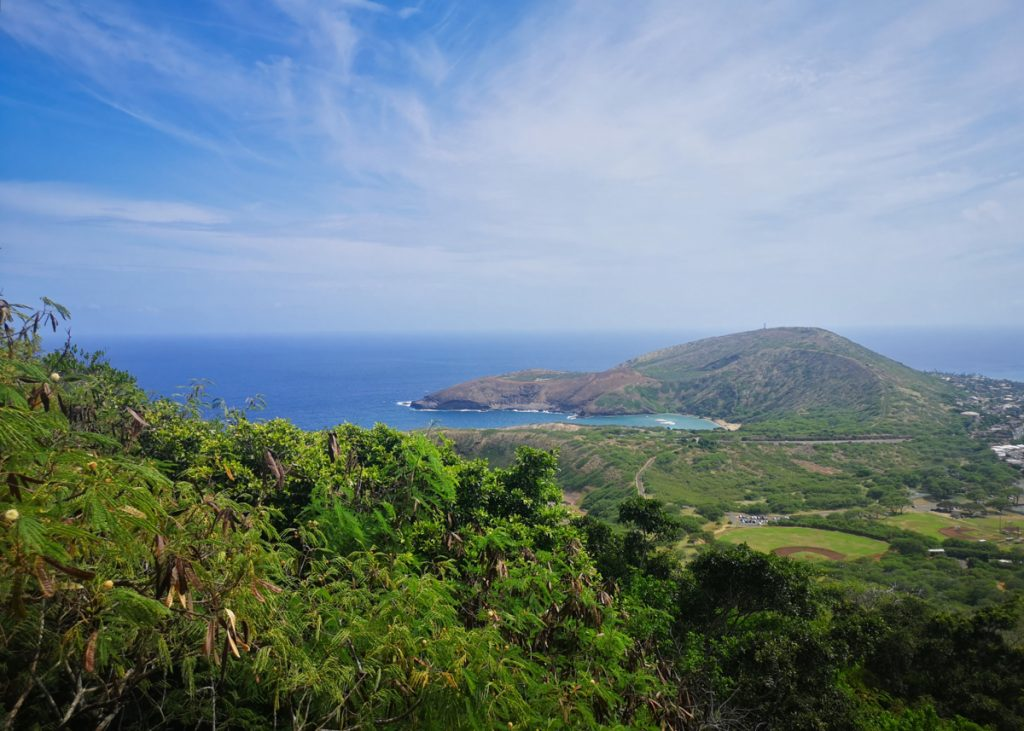 Koko Head Crater View, Oahu