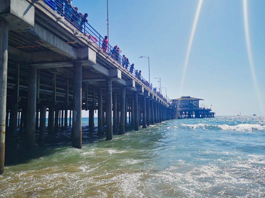 2 days in Los Angeles - Santa Monica Pier