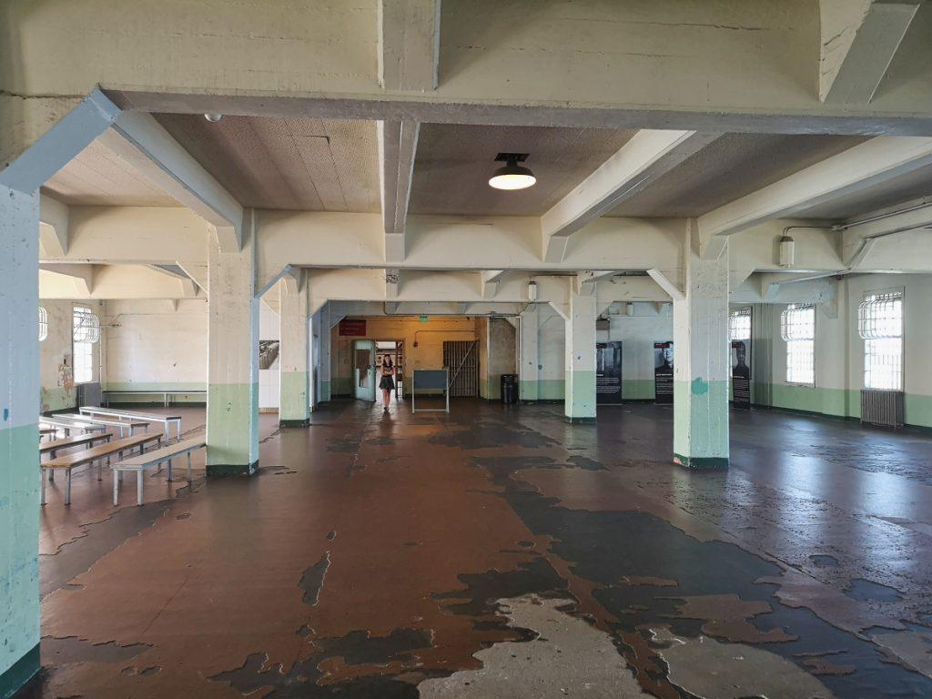 Visiting Alcatraz