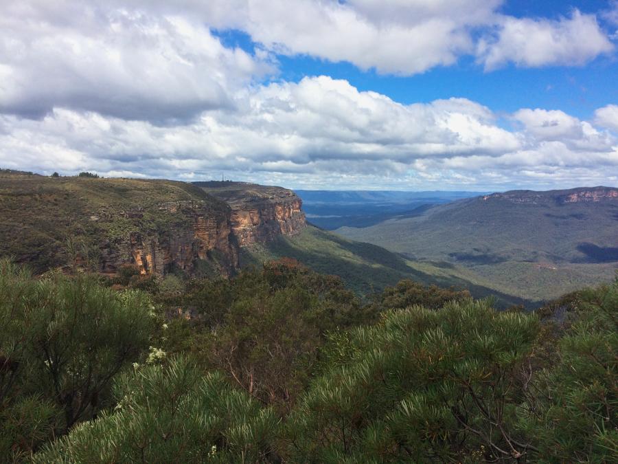 Blue Mountains Sydney Road Trip