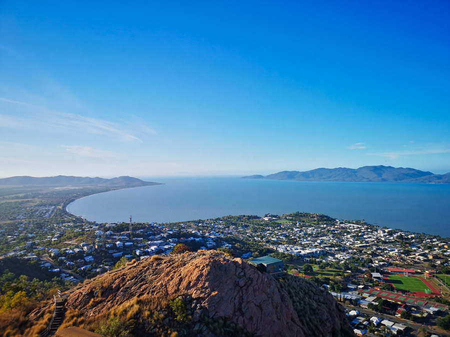 Castle Hill Hike Townsville