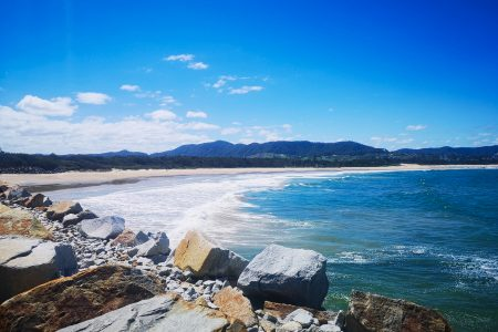 Coffs Harbour Beach
