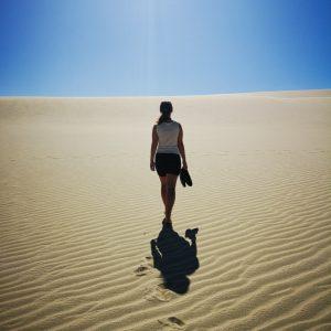 Giant Sand Dunes New Zealand