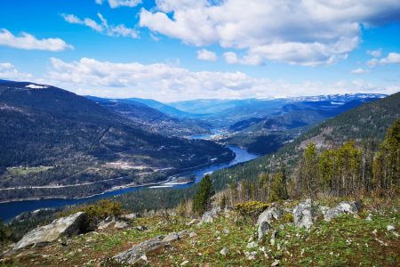 3 fairly easy hikes in BC - The Flagpole