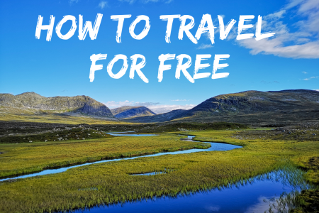 How to travel for free